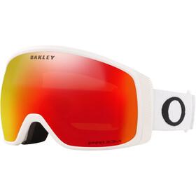 Oakley Flight Tracker XM Gogle zimowe, matte white/prizm snow torch